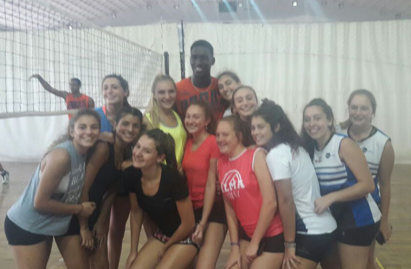 ALMA JUNIORS, VOLEY